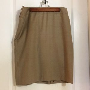 Matching skirt and blazer